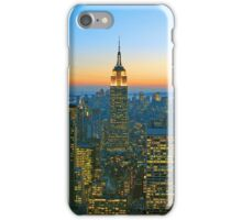 Manhattan New York iPhone Case/Skin
