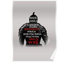 Seek Souls Poster