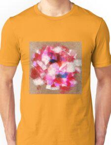Grey multicolor Unisex T-Shirt