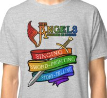 Singing, Sword-fighting, and Story-telling Classic T-Shirt