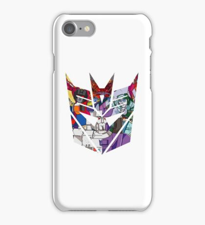 86 Decepticon  iPhone Case/Skin