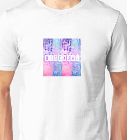 Coming out - Bisexual  Unisex T-Shirt