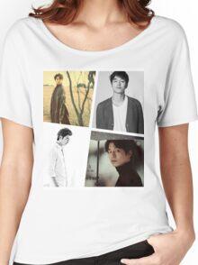 Gong Yoo Women's Relaxed Fit T-Shirt
