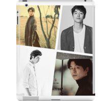 Gong Yoo iPad Case/Skin