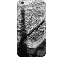 She casts a big shadow iPhone Case/Skin