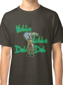 Wubba Lubba Dab Dab Rick - BAPE Variant Glow Classic T-Shirt