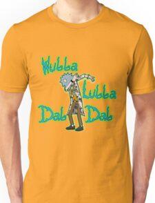 Wubba Lubba Dab Dab Rick - BAPE Variant Glow Unisex T-Shirt