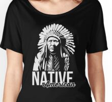 native america - standing rock Women's Relaxed Fit T-Shirt