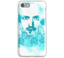 JESSE PINKMAN - QUOTE iPhone Case/Skin