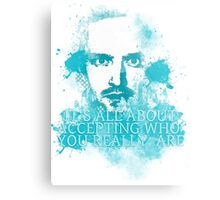 JESSE PINKMAN - QUOTE Metal Print