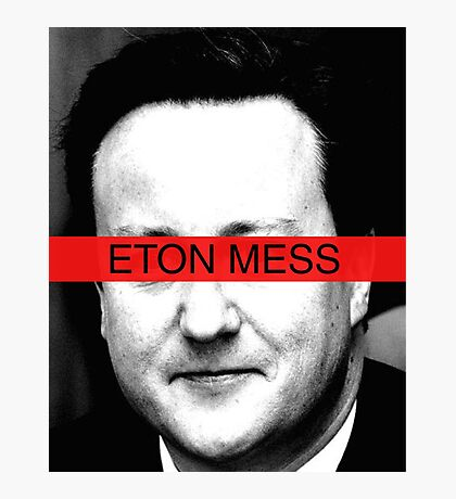 ETON MESS Photographic Print