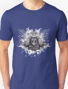 Resistance Royal Blue Unisex T-Shirt