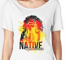 native america - standing rock !! Women's Relaxed Fit T-Shirt