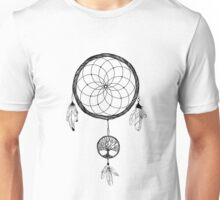 Catch The Wind (Black) Unisex T-Shirt