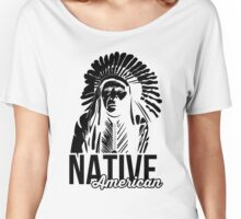 native america - standing rock !!! Women's Relaxed Fit T-Shirt