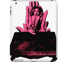 dripped blood iPad Case/Skin