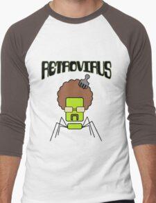 Retrovirus: old virus, new applications Men's Baseball ¾ T-Shirt