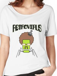 Retrovirus: old virus, new applications Women's Relaxed Fit T-Shirt