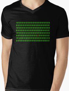 Digital nightmare Mens V-Neck T-Shirt