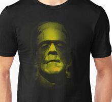 Frankenstein Monster Boris Karloff Design Unisex T-Shirt