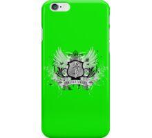Enlightened Environmental Green iPhone Case/Skin