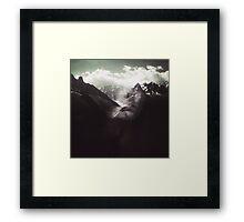 Prolepsis Framed Print