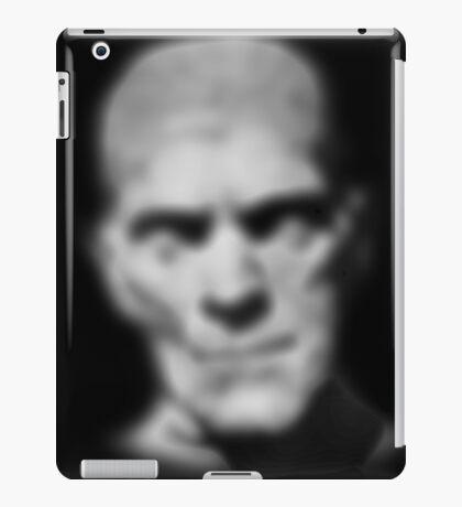 Mummy Monster Boris Karloff Design iPad Case/Skin