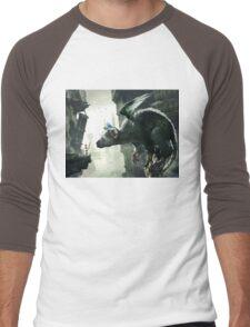 The Last Guardian Men's Baseball ¾ T-Shirt