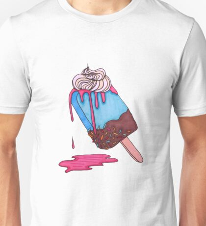 Prettiest Popsicle  Unisex T-Shirt