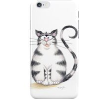 Kazart Fat Cat Phone Case iPhone Case/Skin