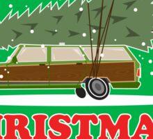 Christmas Vacation 1989 Sticker