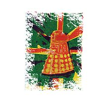 dalek 2 Photographic Print
