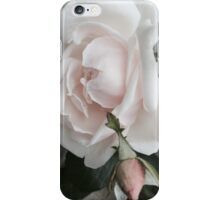 Pale Pink Sweetness iPhone Case/Skin
