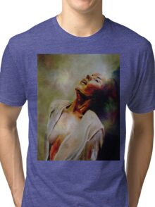 Galaxie emergency Tri-blend T-Shirt
