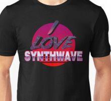 I love synthwave! Unisex T-Shirt