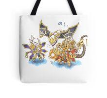 Constellar Chibi Shirt Tote Bag