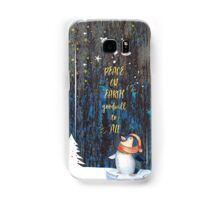 Lost in the Forest Samsung Galaxy Case/Skin