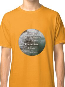 Esther 4:14 white Classic T-Shirt