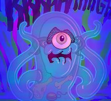 It's The Blob - COLOURED by SquareDog