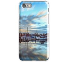 Raby Bay Dawn - Cleveland Qld Australia iPhone Case/Skin