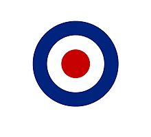 Brittish Royal Air Force Photographic Print