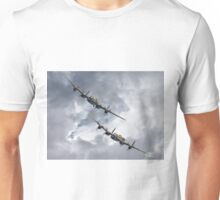 The 2 Lancasters Dunsfold Unisex T-Shirt