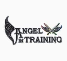 Angel in Training One Piece - Short Sleeve
