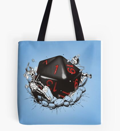 CRITICAL FAILURE Tote Bag