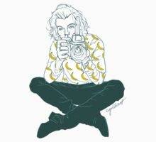 Camera Haz by cyrilliart