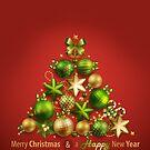 Christmas card 10 by EbyArts