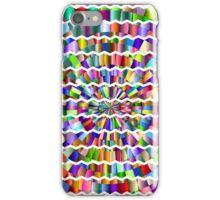 Multicolored Light Mandala iPhone Case/Skin
