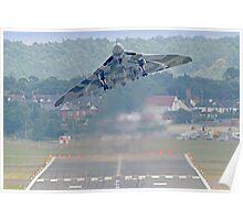 Vulcan To The Skies - Farnborough 2014 Poster
