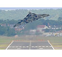 Vulcan To The Skies - Farnborough 2014 Photographic Print