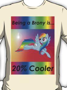 Rainbow Dash Brony T-shirt T-Shirt